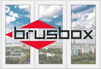 Пластиковые окна Brusbox