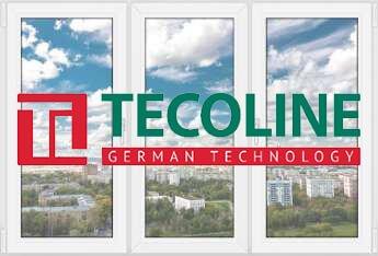 Пластиковые окна Tecoline